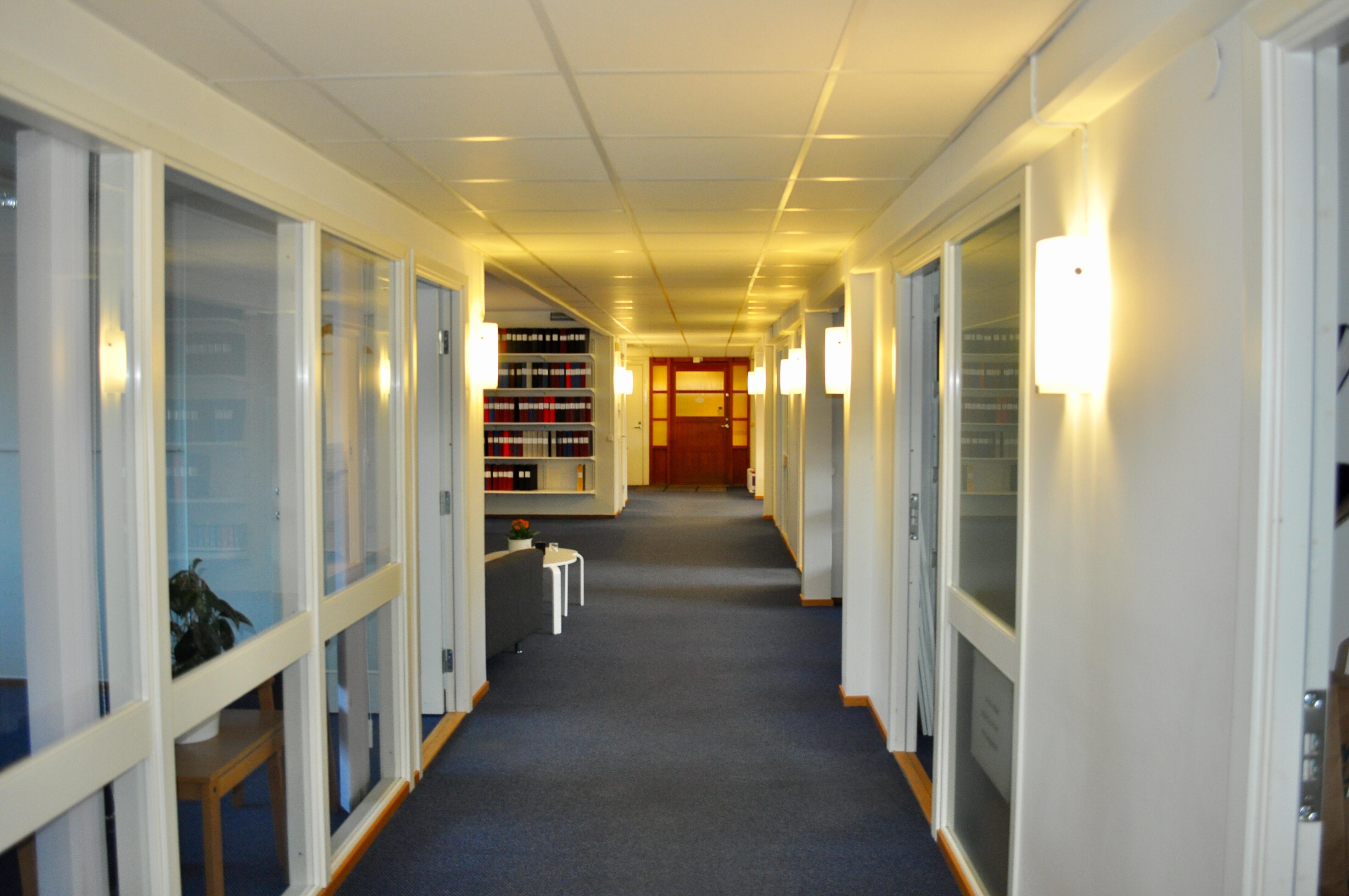 Valvia Ekhagsvägen 15-interiör/korridor