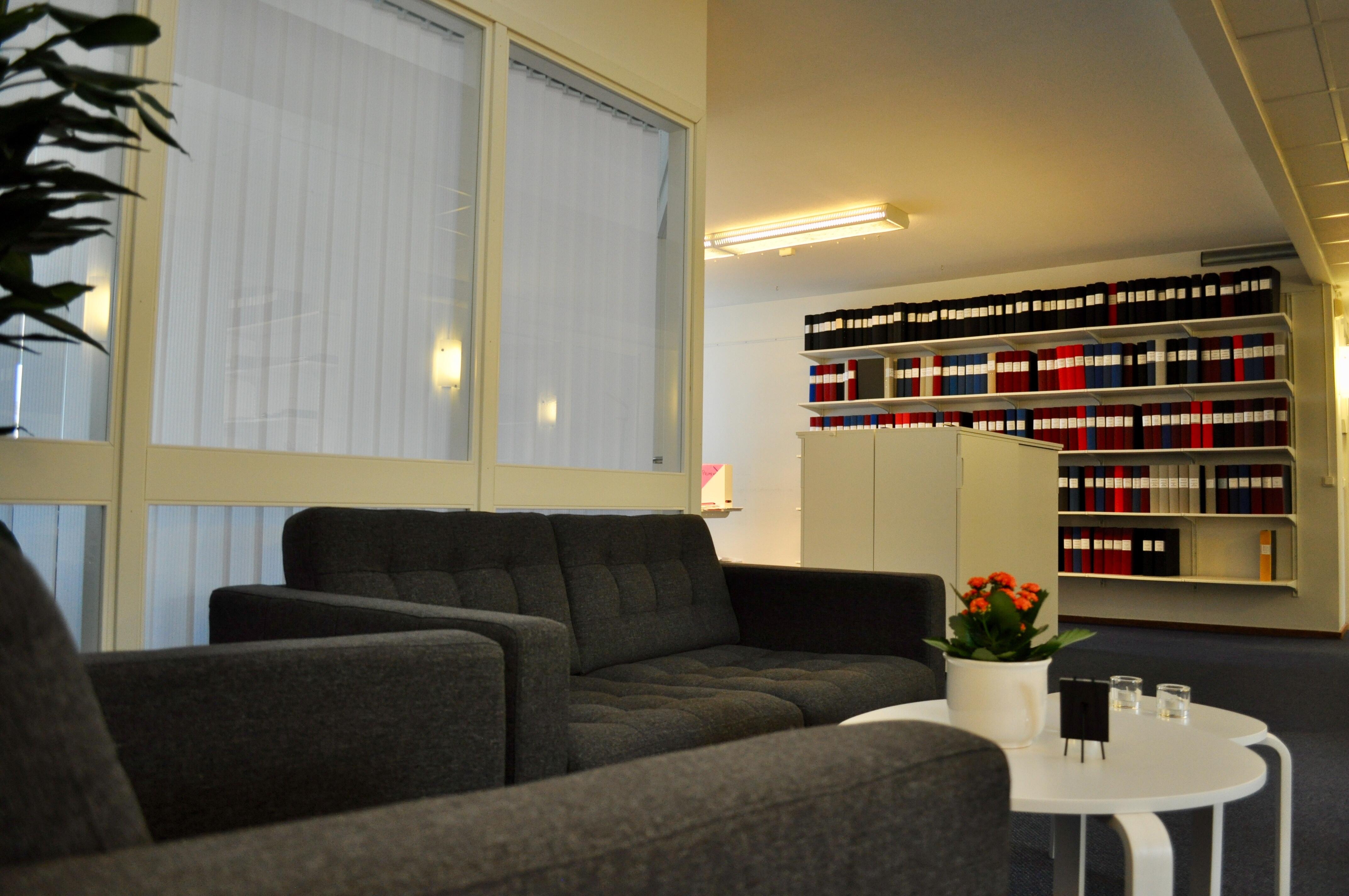 Valvia Ekhagsvägen 15-interiör/soffa