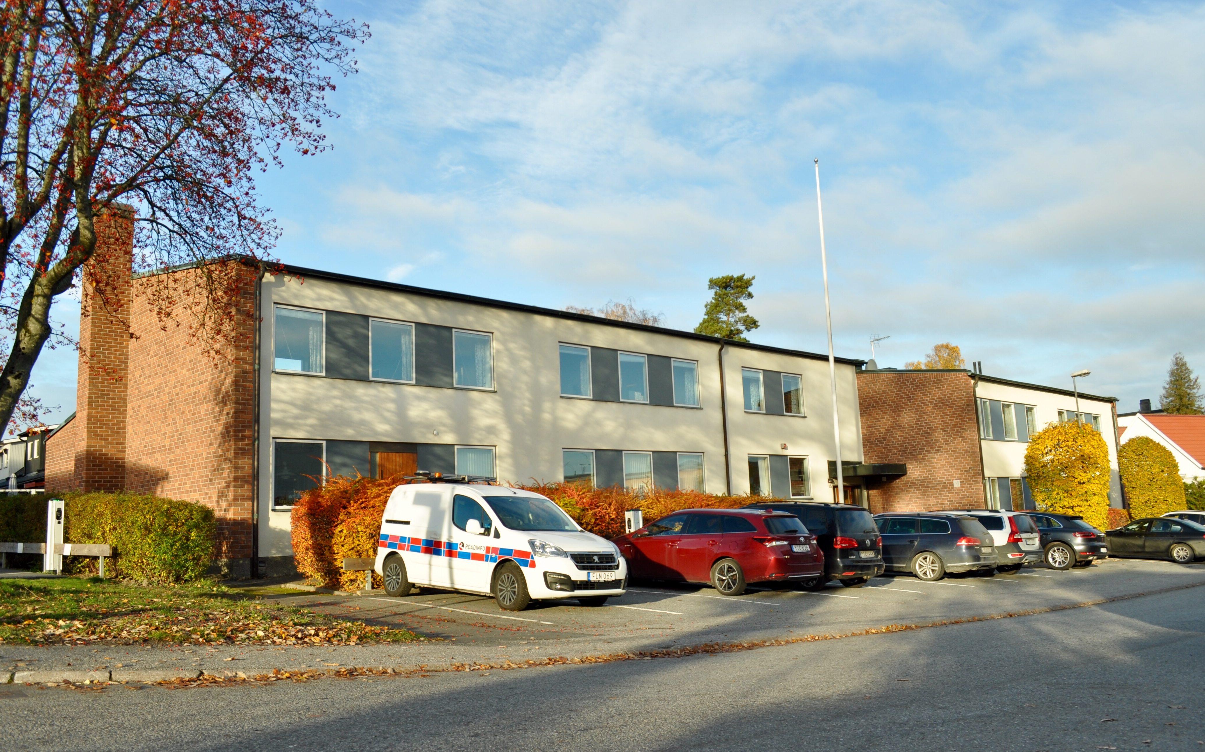 Kontorslokaler i Segeltorp industriområde